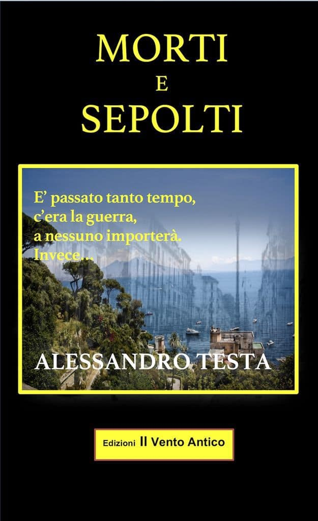 Morti e sepolti è bestseller Amazon