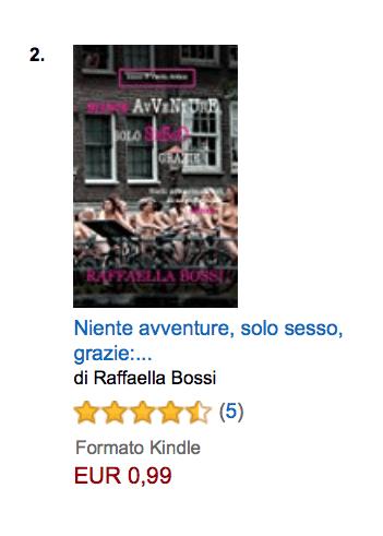 Uno dei nostri scrittori al numero 2 della classifica humor di Amazon…