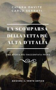 Un'incredibile recensione su La scomparsa della vetta più alta d'Italia