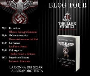 Read more about the article Ultima tappa del Blog Tour de La donna dei sigari
