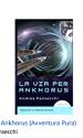 La via per Ankhorus bestseller tra i romanzi di fantascienza